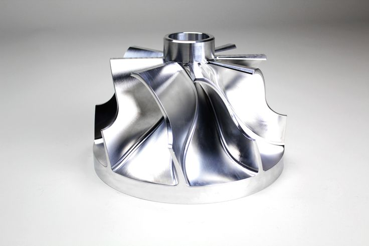#5DaysPrototypeMachining 0002   Dimension: 100 x 200 x 200 #Impeller