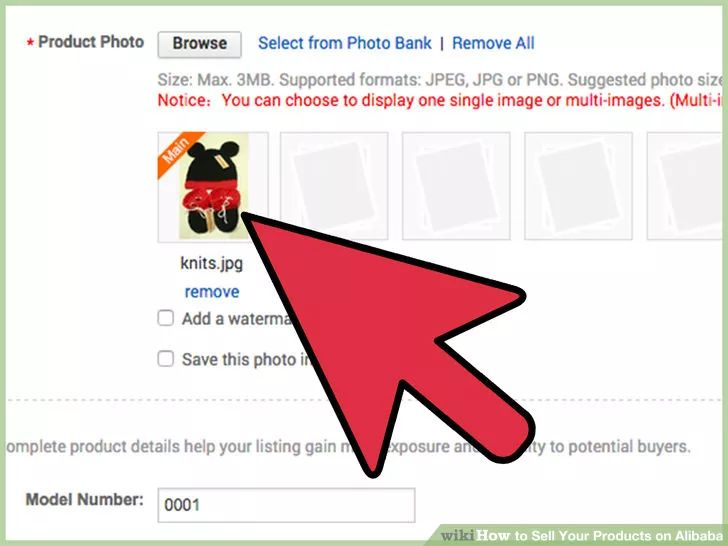 Image titled Sell Your Products on Alibaba Step 11
