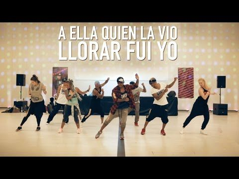 A ELLA QUIEN LA VIO LLORAR FUI YO - Salsation choreography by Alejandro Angulo - YouTube