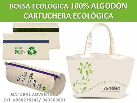 BOLSAS ECOLÓGICAS BOLSAS PUBLICITARIAS - Lima - Productos - produtos