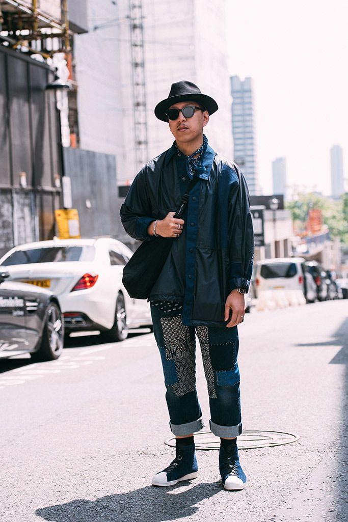 London Fashion Week Men S Spring 2019 Best Street Style Looks