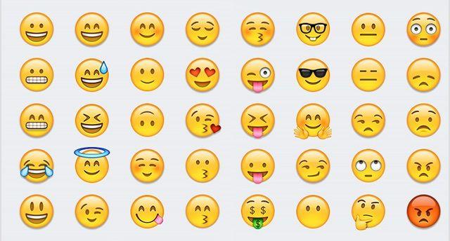 ¿Qué significan los emoticonos o emojis en Snapchat?