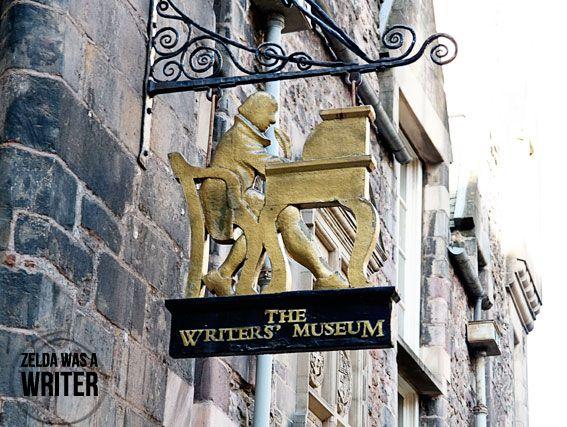 Edimburgo | Zelda was a writer