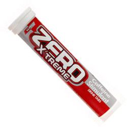 High 5 Sports Nutrition Zero Xtreme Berry 20 Tablet. ZERO the new great tasting electrolyte drink from High5, now comes with a caffeine kick (65mg) -about the same as a mild cup of coffee.