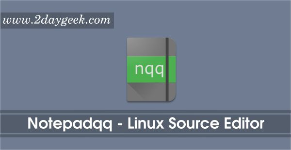Notepadqq is a free, open source code editor and Notepad replacement, that helps developers to work more efficiently.