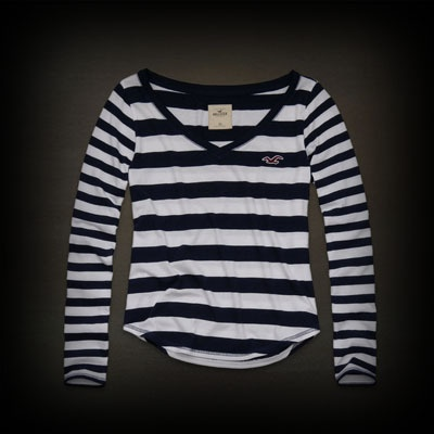 ホリスター River レディース Tシャツ Hollister Cabrillo Beach Tee ニット Tシャツ-アバクロ 通販 ショップ #ITShop