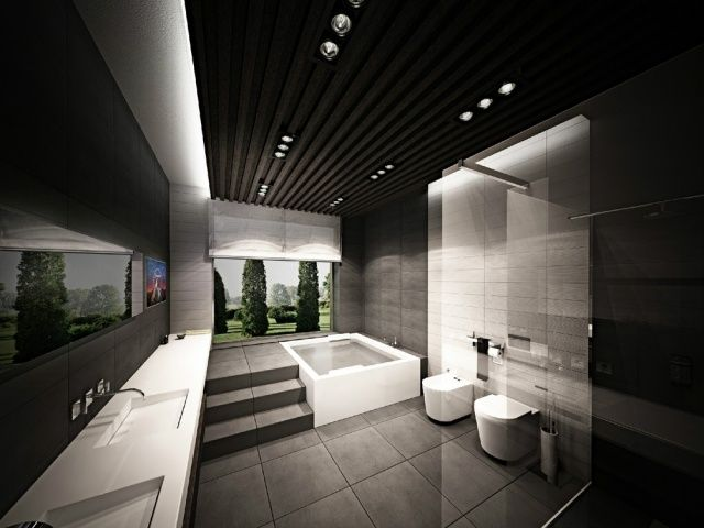 Salle De Bain Design Et De Luxe Une Experience Unique Avec