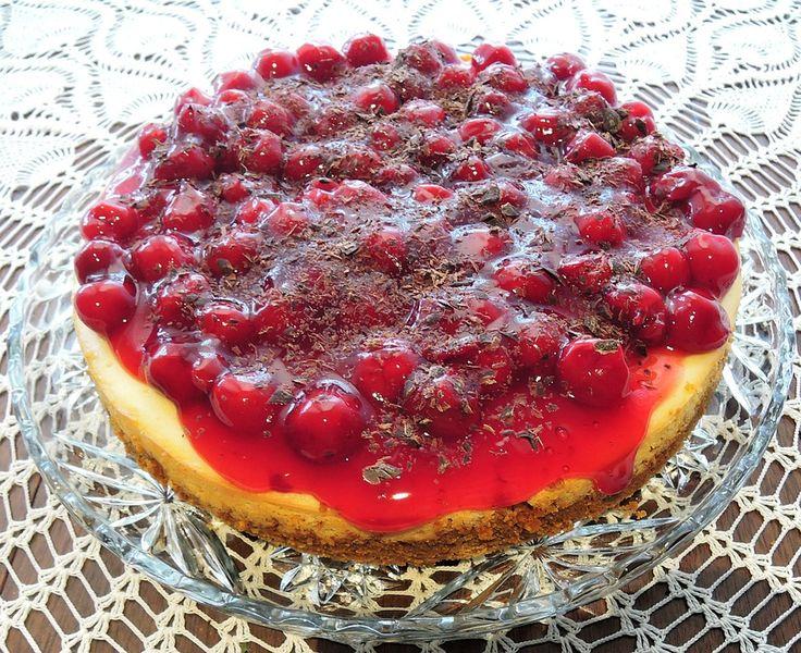 Συνταγή για λαχταριστό cheesecake