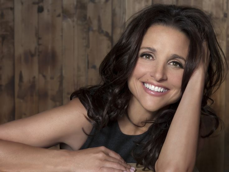 Julia Louis-Dreyfus: Veep, Enough Said, Seinfeld, Christine... what a gem! And is much more beautiful than she really gets credit for being...