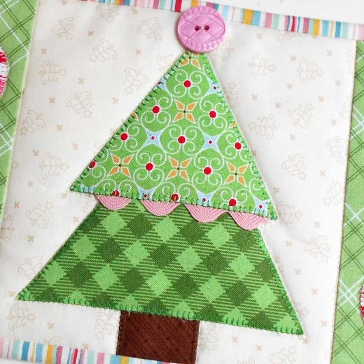 Are you ready to create a Cozy Christmas Tree Mug Rug?  You will need Lori Holt's Cozy Christmas Sew Simple Shapes ( details can be foun...