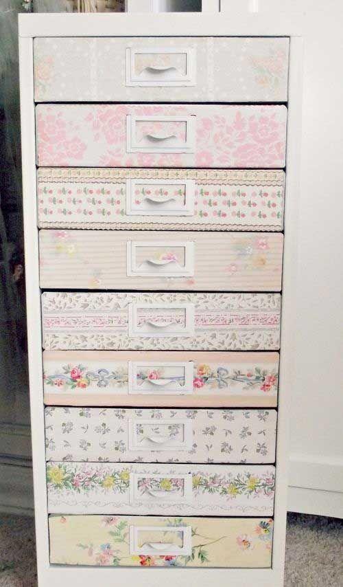 Darling storage cabinet.