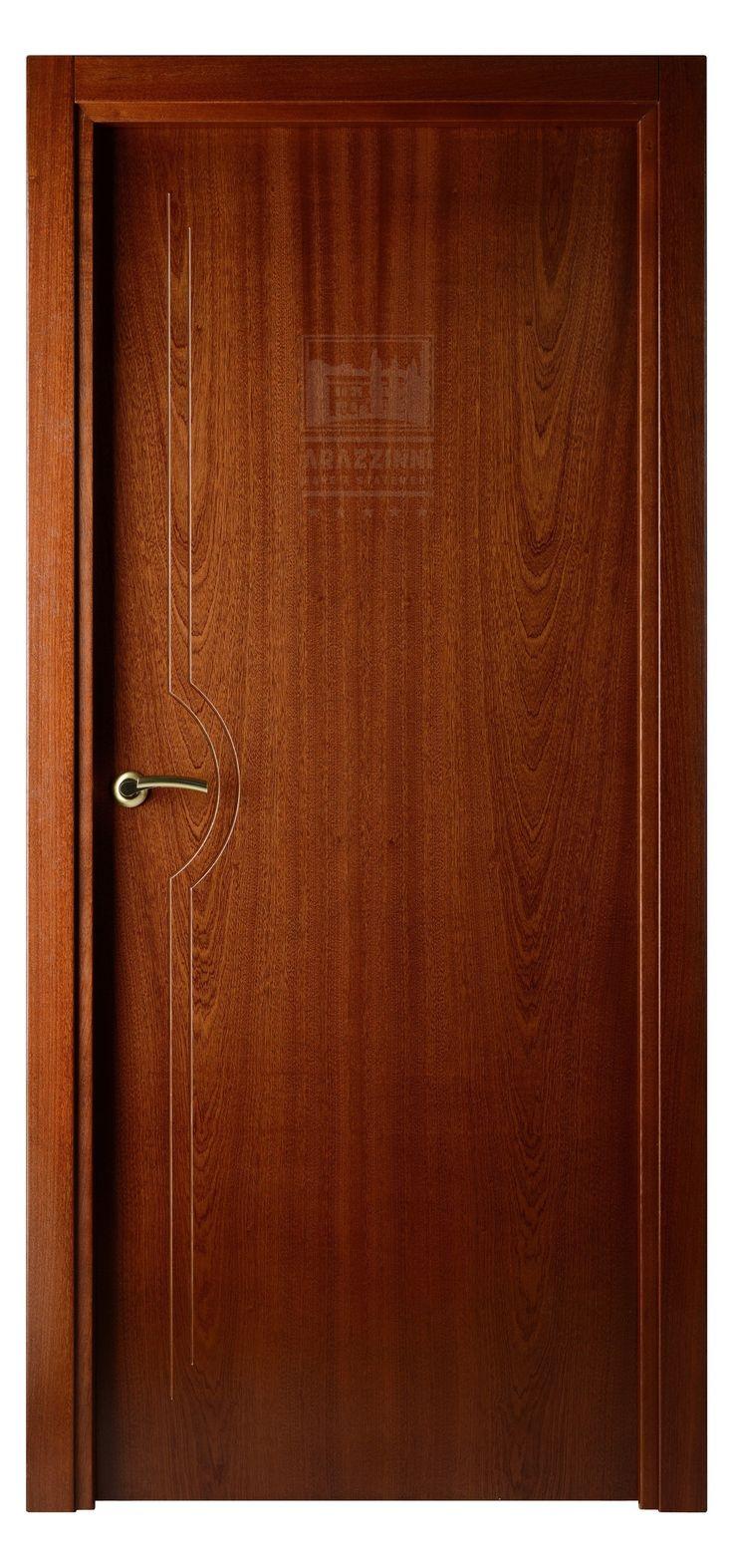 magnetic wood veneer door panels