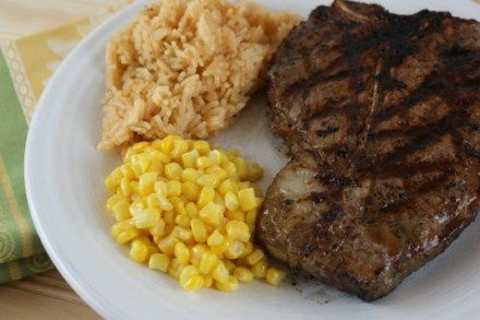 This is a really easy, yet really good rub for steaks or other meats.