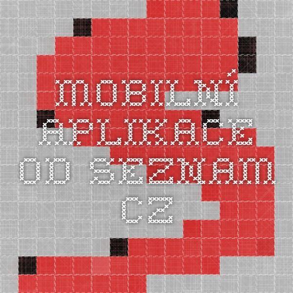 Mobilní aplikace od Seznam.cz