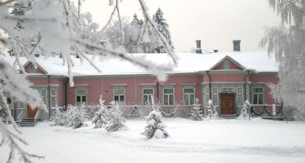 Nordic Thoughts: Tertin Kartano - Tertti Manor - in Finland