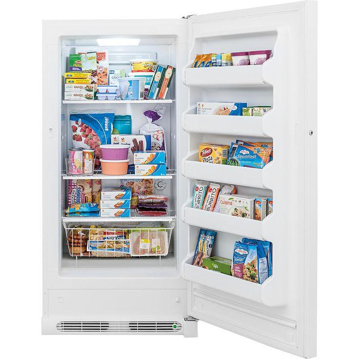 Kenmore 14 cu. ft. Upright Freezer White 22442