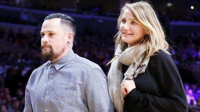 Benji Madden Und Cameron Diaz Sind Zum Ersten Mal Eltern Cameron Diaz Promis Jennifer Love Hewitt