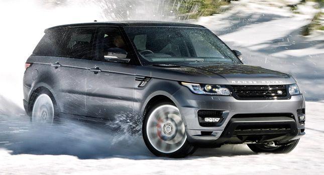 Range Rover Sport 2014 a precios desde £51,500 en el Reino Unido   Autos Hoy
