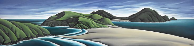 Far North - by Diana Adams. Canvas and paper art-prints available from…