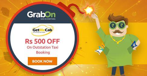 Last Day #Diwali Offer @ #GetMeCab - Flat Rs 500 OFF http://www.grabon.in/diwali-offers/  Yeh Diwali Hogi #BachatWaliDiwali
