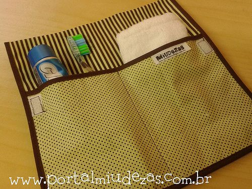 Kit Higiene Unissex