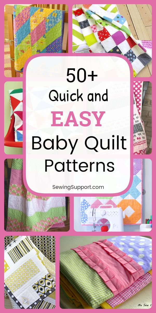 50 Easy Baby Quilt Patterns Boys Quilt Patterns Baby