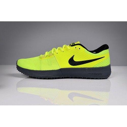 Billig Nike Zoom Speed Tr2 Herr Gul Svart Löparskor