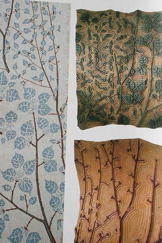 Josef Frank - Textile Designs