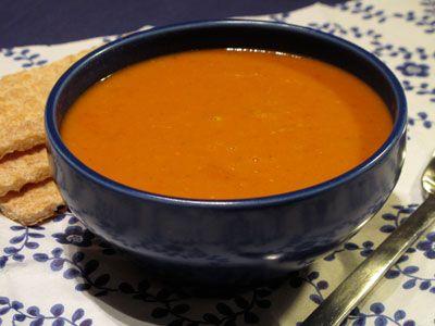 Klassisk linssoppa