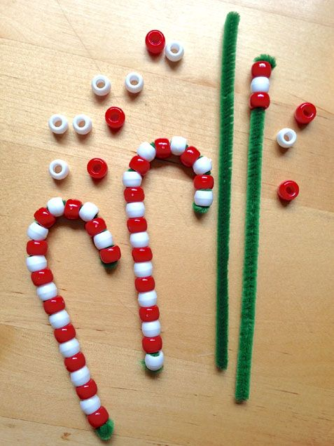 Montessori. DIY Ornaments for Kids - iVillage.... These are so easy and awesome! Kids can make these for the Christmas tree on an indoors kind of day. Hot chocolate and crafts love it!