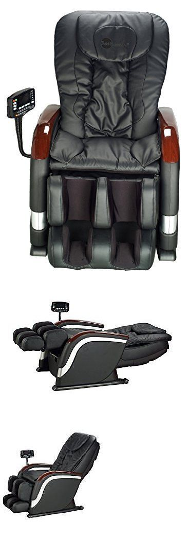 Electric Massage Chairs: New Full Body Shiatsu Massage Chair Recliner W/Heat Stretched Foot Rest 06C BUY IT NOW ONLY: $539.0