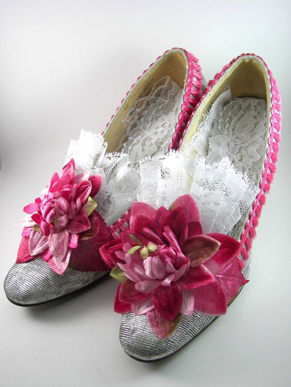 Gorgeous Marie Antoinette Shoes for Wedding