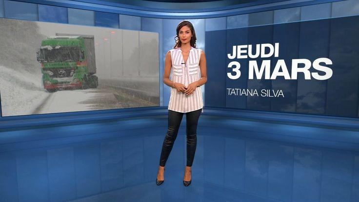 Tatiana Silva French Presenter Leather Pants 03 03 16