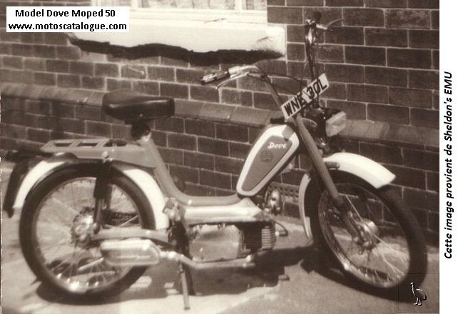 Demm (Italy) 49cc Moped