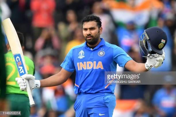 Hardik Pandya Of India Celebrates Victory With Rohit Sharma Of India Sharma India Cricket World Cup