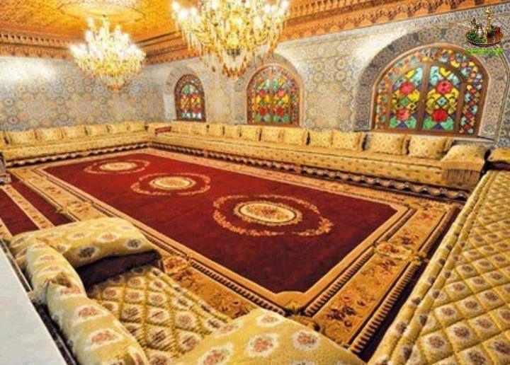 Marokaanse salon
