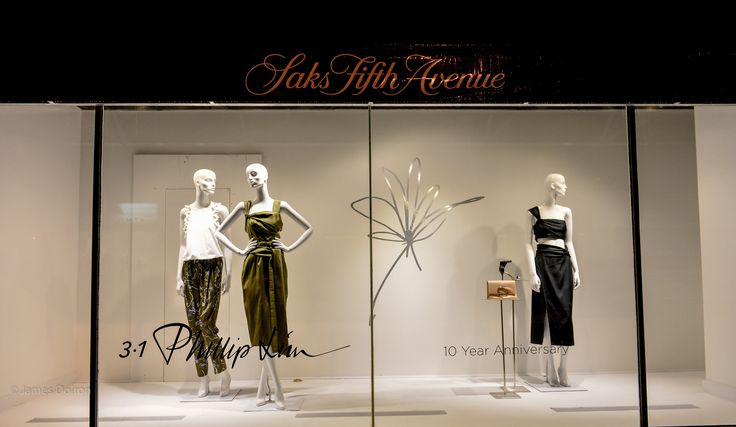 Saks Fifth Ave Canada | by james.mannequindisplay