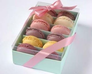 Casamenteira: Versáteis Macarons!