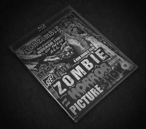 The Zombie Horror Picture Show. Awesome Blu-Ray concert.