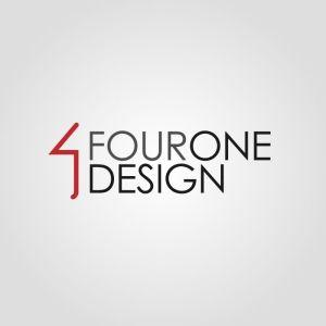 Four One Design logo