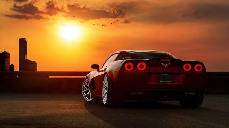 Chevrolet Corvette Cars Car Tuning Wallpapers Hi