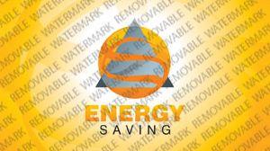 Energy Saving Logo Templates by Logann
