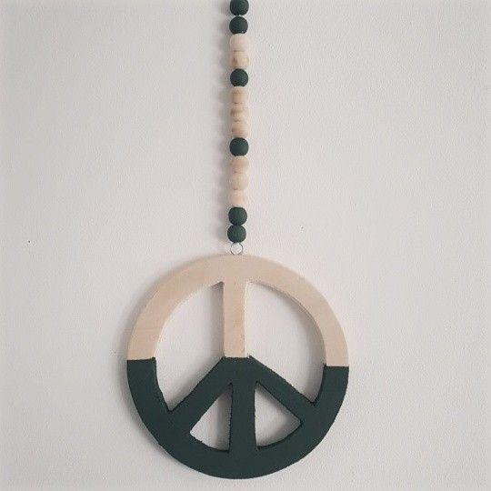 Ouderwets figuurzagen #peace