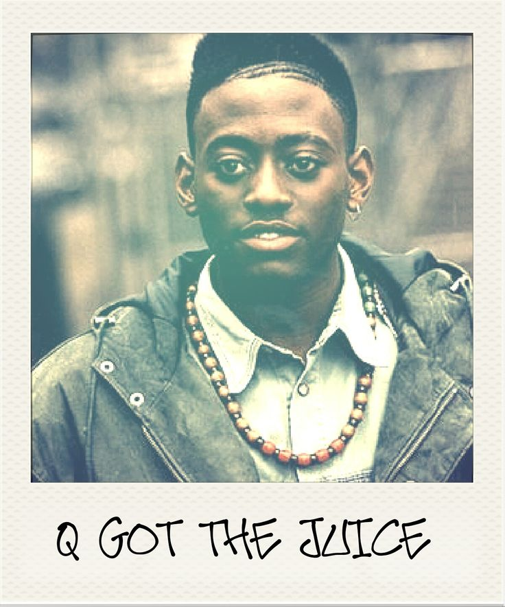Omar Epps from Juice - one of my favorite movies of all time