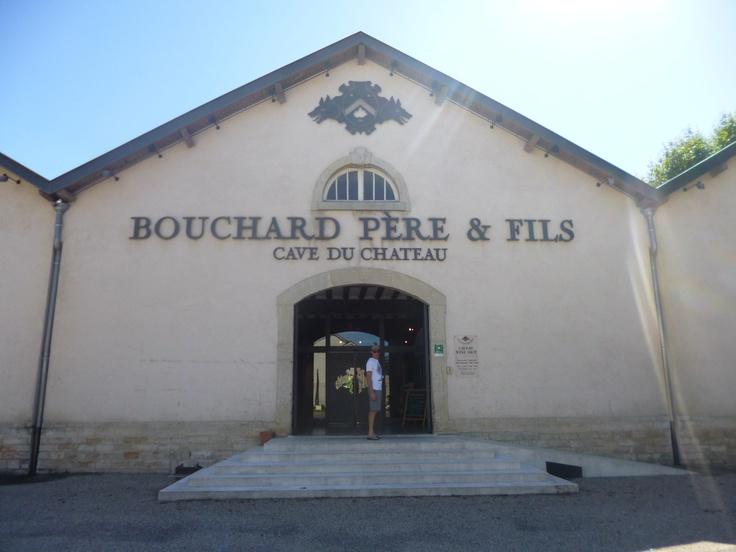 Bouchard Pere & Fils, Beaune, France