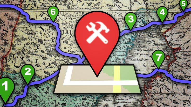 How to Plan a Trip Itinerary Using Custom Google Maps. (Seems like a lot of work)