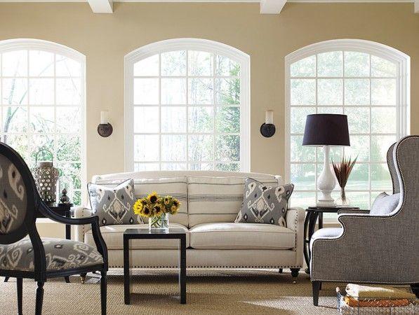 Bespoke Modern Lounge/Sofa/Settee with Stud Detailing