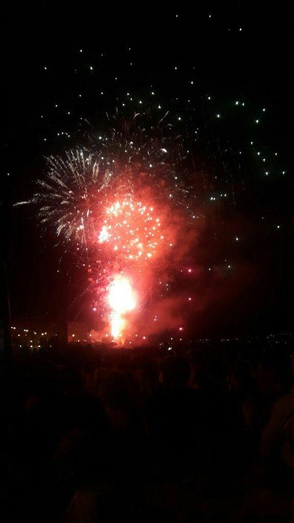 2016 İspanya/Alicante Burning Man Festivali ❣
