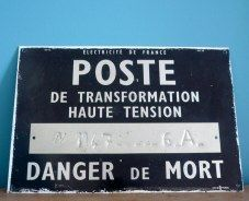 danger of death :): Danger, Death, Warning Signs, Plastic Signs, French Signs