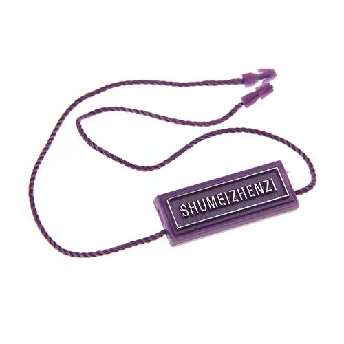 Seal Tag_Garment hangtags|Pvc labels|Woven Labels|Fabric Labels-Sinicline